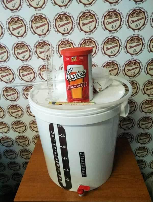 Себестоимость литра пива в минипивоварне